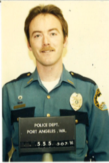 Officer Terry Gallagher, 1986