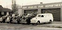Fire Department 1954