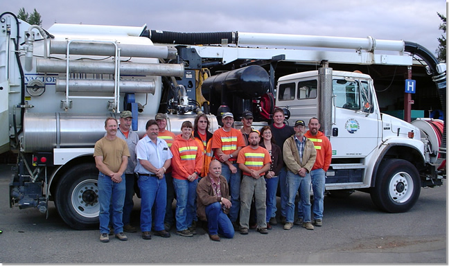 Water Utility Staff