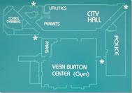 City Hall Layout Design