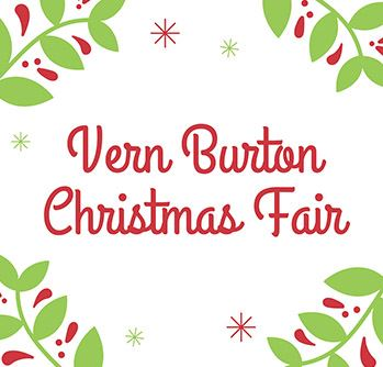 Vern Burton 2018 Christmas Fair