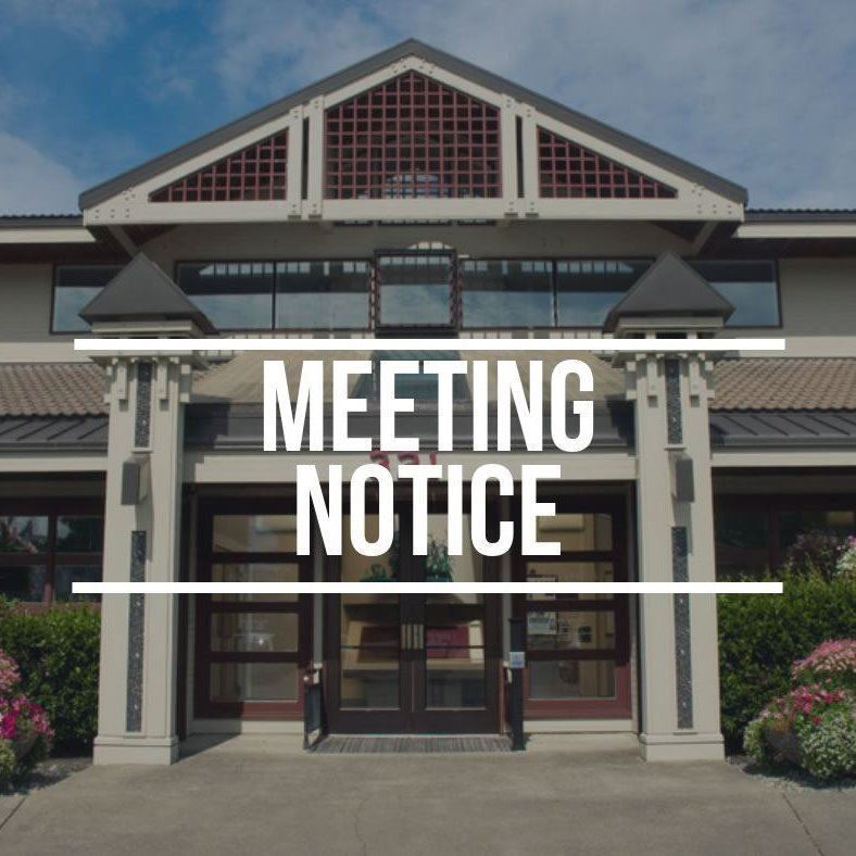 meeting notice