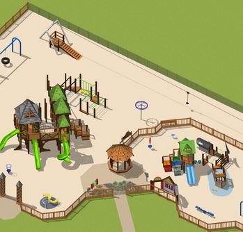 Dream Playground Design News Flash Image