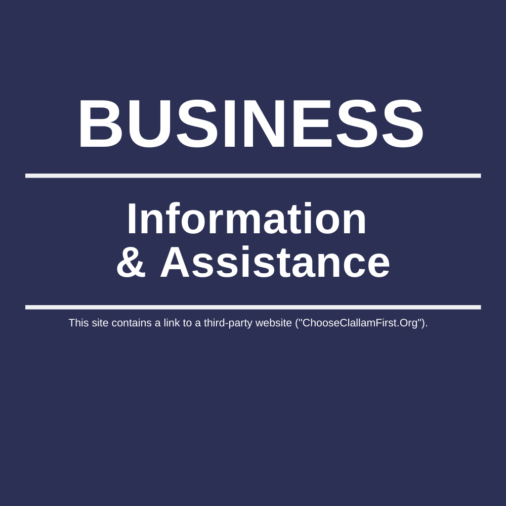 Business - Information and Assistance - Ext Link Disclaimer