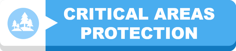 Critical Areas Protection Button
