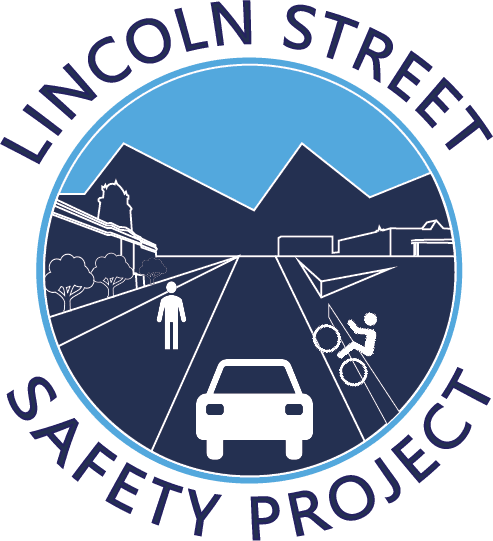 Lincoln Street Safety Project Logo
