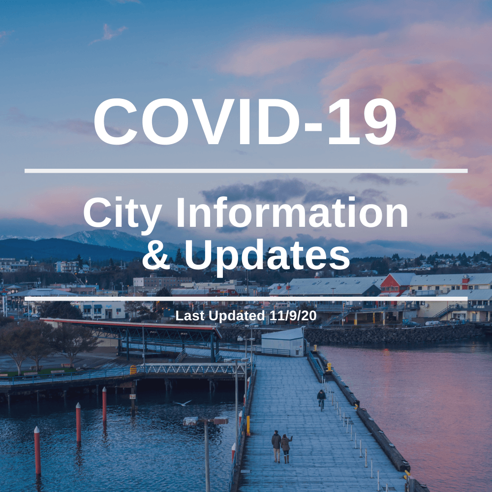 COVID-19 City Information 11-9-20