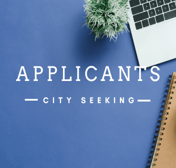 City Seeking Applicant III
