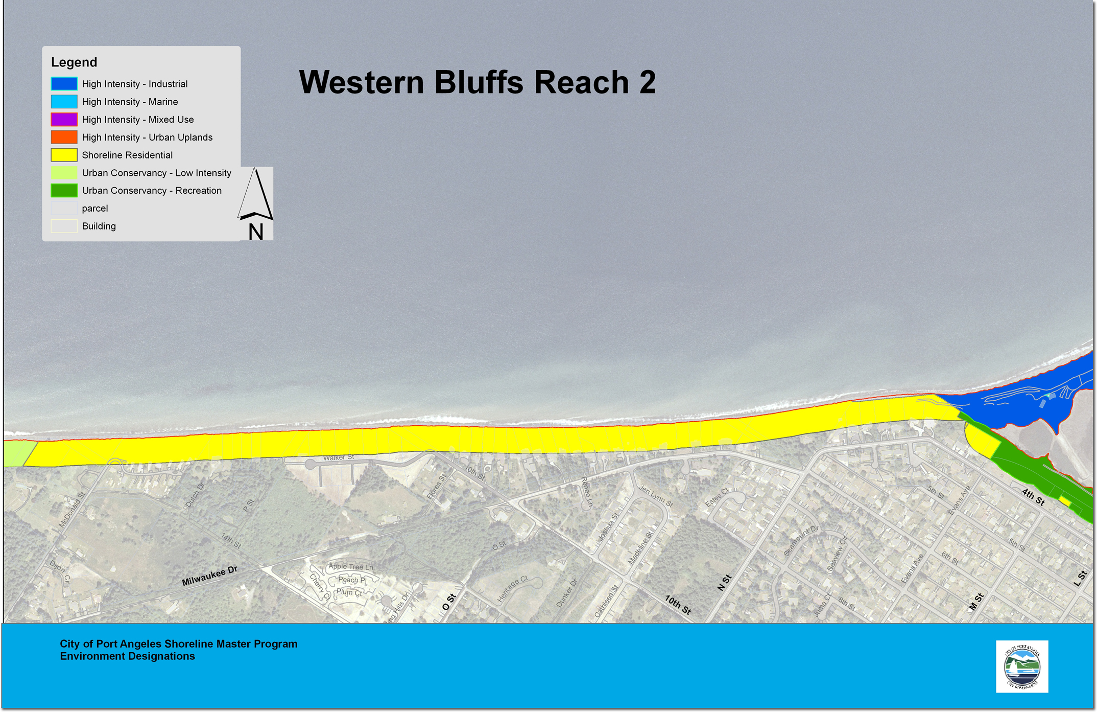 Western Bluffs Reach Map 2